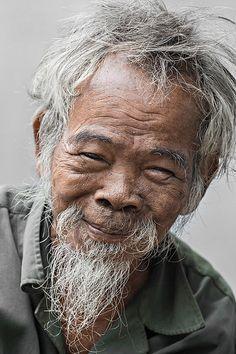 Kindness - Vietnam - 2015 - By Rehahn #Portrait