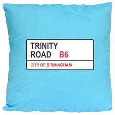 Trinity Road B6 (Aston Villa Road Sign)