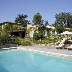 Le case di campagna più belle - Spazi verdi con piscina