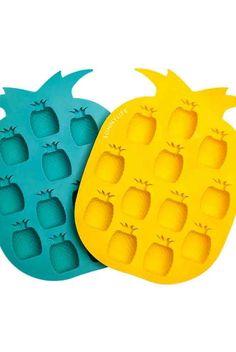 Pineapple  Ice Trays ==