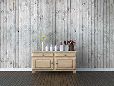 ways to transform wood paneling | adding an alternative finish like wood can do wonders for