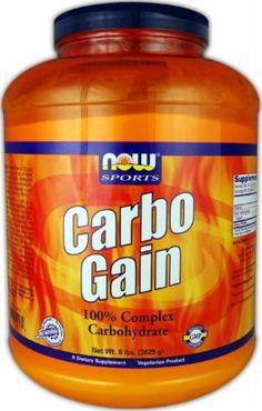 NOW Carbo Gain Maltodextrin