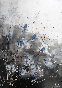 En ce moment aux enchères #Catawiki: Axelle Bosler - Les Chardons bleus