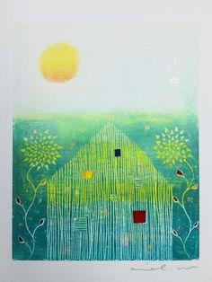 絵 Home。|絵を描く人ciel.w(しえる。) のふんわり ほんわり キラキラ ブログ♪