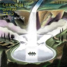 Whitewater, by California Guitar Trio