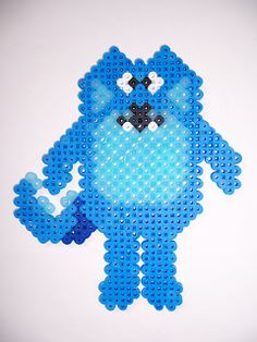 Toodee Yo Gabba Gabba! perler beads by Perler Princess