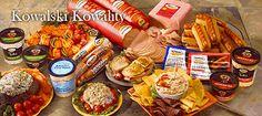 Kowalski Kowality, Hamtramck, Michigan  The best kielbasa and Polish cold cuts!