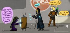 Trolling hard in the Cosmodrome by Dulcamarra.deviantart.com on @DeviantArt