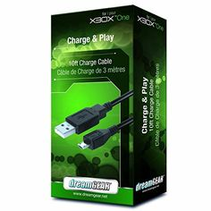 dreamGEAR Xbox One Charge and Play -- Be sure to check out this awesome product.Note:It is affiliate link to Amazon. #likebackteam