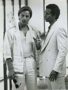 Don Johnson & Philip Michael Thomas