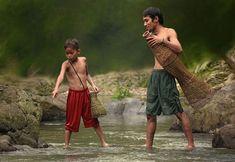 Scènes de vie   Photos du quotidien en Indonésie par Herman Damar