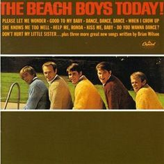 The Beach Boys - Today! on 200g LP
