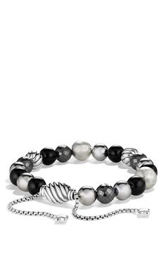 David Yurman 'DY Elements' Bead Bracelet available at #Nordstrom