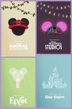 Disney World @ Christmas!!!