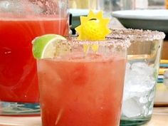Get this all-star, easy-to-follow Watermelon Margarita recipe from Brian Boitano