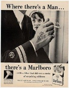 Where there's a Hannah, there's a Marlboro