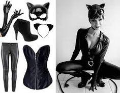 Resultado de imagem para fantasia de mulher gato