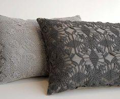 Violet Decorative Pillow    Area Inc.