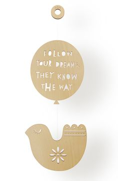 Balloon Wooden Mobile by Freya Art - contemporary - Mobiles - Etsy Wood Toys, Kid Spaces, Little People, Kids Room, Balloons, Projects To Try, Place Card Holders, Ornament, Diy Crafts