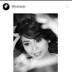 Me ? wow  Make over by fifirahajo