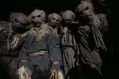 Image result for doctor who family of blood scarecrow