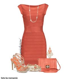 LOLO Moda: Spring/Summer Dresses.....change the clutch.