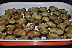 Eggplant Dinner with Baked Meat – Hayat Cafe Easy Recipes Baked Eggplant, Meat Recipes For Dinner, Food Articles, Homemade Beauty Products, Good Mood, Zucchini, Easy Meals, Health Fitness, Baking