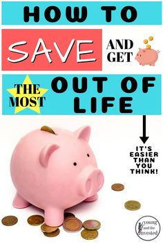 Learn how to save money and live your best life! for should be a major priority if you want to reach Saving For Retirement, Early Retirement, Ways To Save Money, Money Saving Tips, Money Tips, Living On A Budget, Frugal Living, Managing Your Money, Investing Money