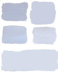 Louis Blue - a pretty pastel Madame de Pompadour blue {Annie Sloan chalk paint with a matt velvety finish}