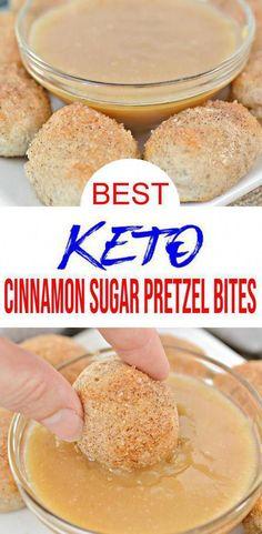 Keto Bread Twists Recipe #BestKetoBread