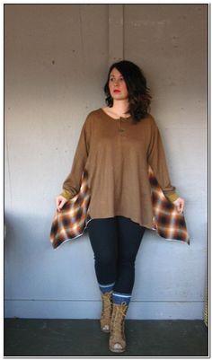 Artsy Professional Clothes Plus Size