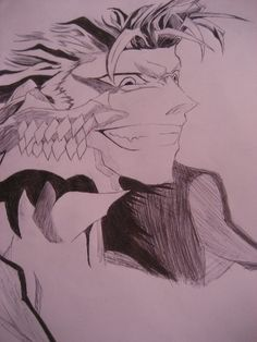 grimjow from bleach