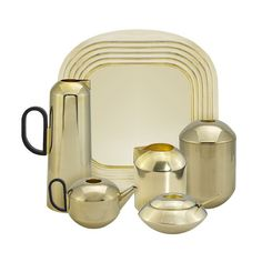 Tom Dixon | Form Tableware Vintage Dinnerware, Vintage Kitchenware, Dinnerware Sets, Tom Dixon Lighting, Candle Accessories, Kitchen Accessories, Metal Trays, Tea Caddy, Dinner Plate Sets
