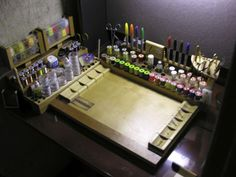 ideal fly tying workstation arrangements - Google Search