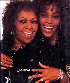 Cissy and Whitney Houston