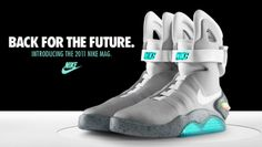 Marty Mcfly trainers