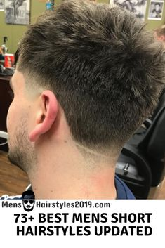 """Men's Short Hairstyles Fresh Men's Short Haircuts """"updated"""" Gallery + Hacks Inc Skin Fades, Military Buzz Cuts, French Crop Fade, Men's Hairstyles, Latest Hairstyles, Mens Hair Colour, Hair Color, Military Buzz Cut, Best Barber, Fade Haircut, Style Hair, Haircuts For Men"""