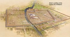 Delivering interesting information, links, news, photos and videos about Mesopotamia. Babylon City, Ancient Near East, Ancient Rome, Ancient History, Ancient Mesopotamia, Ancient Civilizations, Historical Architecture, Ancient Architecture, Stairs