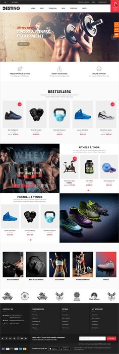 Handyman template a do it yourself website template for your destino advanced woocommerce wordpress theme with mobile specific layouts sports websiteecommerce solutioingenieria Gallery