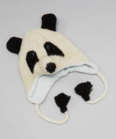 Panda Hat!!!  @Megan Hardin
