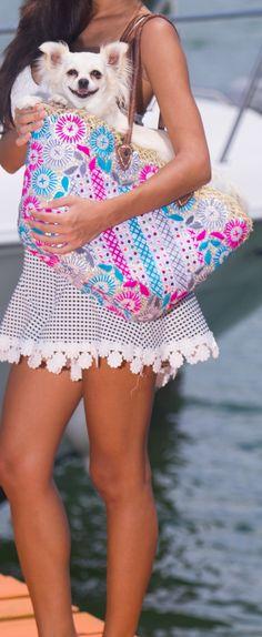 Beautiful, fun and practical fashion @lecabasdanna