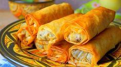 Blanquette de poulet sans vin Vegetarian Recipes Dinner, Snack Recipes, Cooking Recipes, Snacks, Algerian Recipes, Lebanese Recipes, Empanadas, Borek Recipe, Plats Ramadan