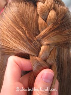 Time Out for Women-Babes in Hairland, The Braided Braid!