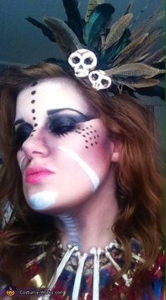 Voodoo Priestess Costume - Halloween Costume Contest via @costume_works
