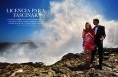 licencia para fascinar: olga maliouk by riccardo tinelli for elle spain june 2013 | visual optimism; fashion editorials, shows, campaigns & more!