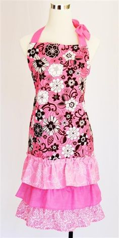 My Vintage Apron - Adults $56.95 (AUD) | FREE Delivery