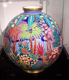 Alsace Bossue   Art déco de la céramique