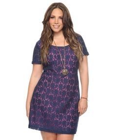 Lacy plus sized fun! 3X. $27.80