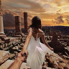 amazing picture in greece:)