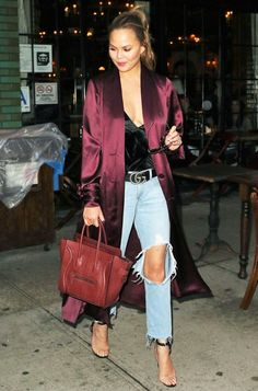 11 Times We've Wanted to Copy Chrissy Teigen's Style via @WhoWhatWearUK